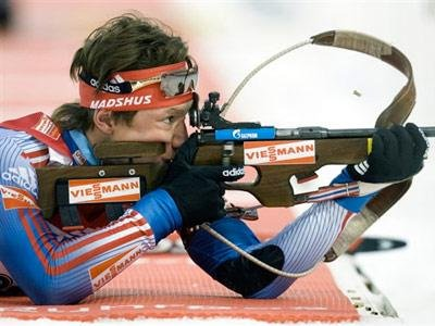Чудов выиграл индивидуальную гонку в Хохфильцине!