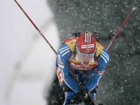 Слепцова и Юрьева – лучшие в спринте