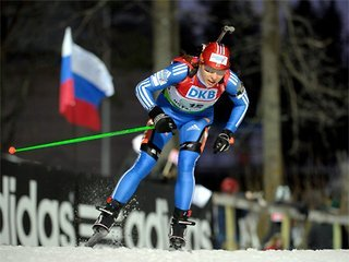 Россиянки вырвали золото эстафеты!