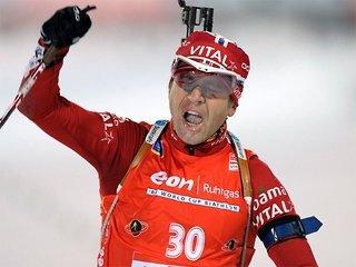 Бьорндалену не было равных в спринте
