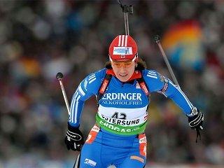 Медведцева выиграла серебро в спринте
