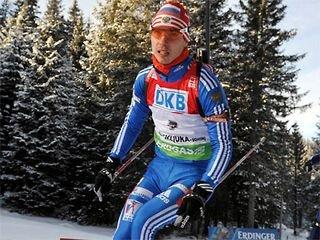 Устюгов победил в гонке преследования!