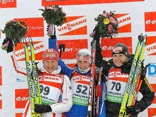 Россиянки сделали победный дубль в спринте!