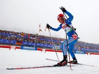 Ольга Медведцева заняла второе место в спринтерской гонке
