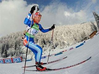Россиянки завоевали серебро в эстафете