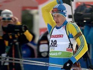 Украинец Сергей Седнев победил в индивидуальной гонке