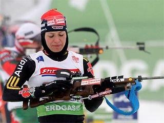 Магдалена Нойнер стала победительницей спринтерской гонки