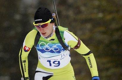 Анастасия Кузьмина - олимпийская чемпионка в спринте