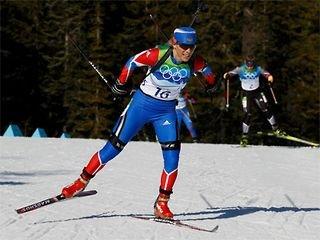 Женская сборная России по биатлону принесла золото в эстафете