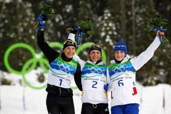 Нойнер стала олимпийской чемпионкой