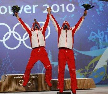 Крюков принес первую золотую медаль в копилку сборной России
