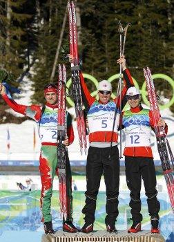 Свендсен - олимпийский чемпион