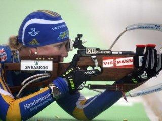 Светлана Слепцова - 10-я в спринте, а победа у Хелены Экхольм