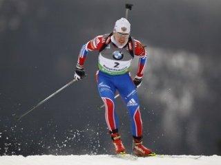 По итогам гонки преследования серебро у Ивана Черезова
