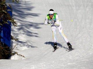 Швед Хелльнер - чемпион мира в лыжном спринте