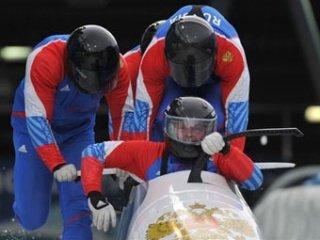Экипаж Александра Зубкова расположился на третьем месте после первых двух попыток