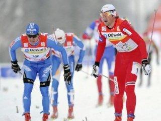 Вылегжанин и Черноусов выиграли серебро и бронзу в мужском дуатлоне на Чемпионате мира