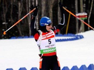 Магдалена Нойнер - чемпионка мира, Ольга Зайцева - четвертая