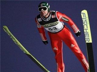 Очередное золото австрийской сборной по прыжкам на лыжах с трамплина
