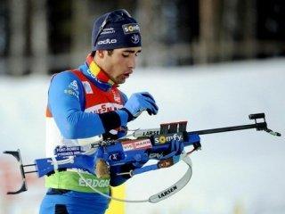 Мартен Фуркад выиграл мужской персьют на Чемпионате мира в Ханты-Мансийске
