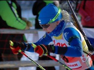 Каиса Макарайнен - чемпионка мира в женской гонке преследования