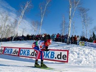 Максим Максимов выиграл серебро в индивидуальной гонке на 20 км