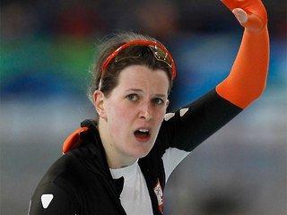Ирэн Вюст выиграла две золотые медали Чемпионата мира в двух дисциплинах