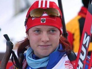 Женский спринт на 9-м этапе Кубка мира по биатлону выиграла Магдалена Нойнер