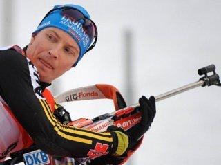 В мужском спринте - немецко-шведский пьедестал почета
