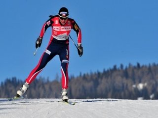 Юстина Ковальчик и  Дарио Колонья - обладатели Кубков мира в лыжных гонках