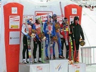Итоги прошедших командных спринтов на Чемпионате России по лыжным гонкам