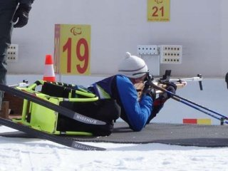 Определились первые победители на Чемпионате мира по биатлону и лыжным гонкам среди инвалидов