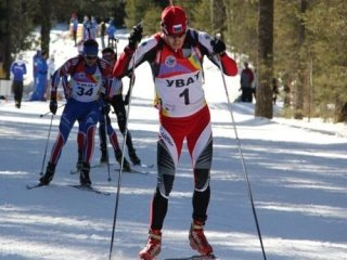 Максим Максимов выиграл марафон на Чемпионате России по биатлону