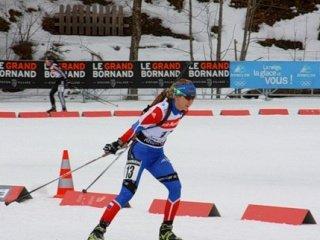 Биатлонистки из Тюмени стали сильнейшими в эстафете на Чемпионате России