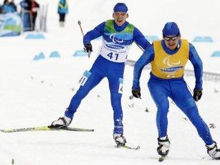 Российские паралимпийцы выиграли две золотые медали в лыжных эстафетах