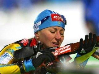 Вита Семеренко выиграла золото в спринте на мемориале Фатьянова