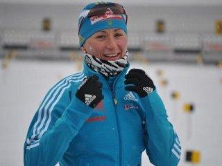 Вита Семеренка победила в персьюте на мемориале Фатьянова