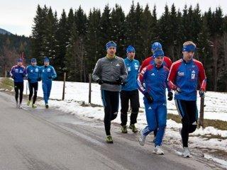 Российские биатлонисты слишком