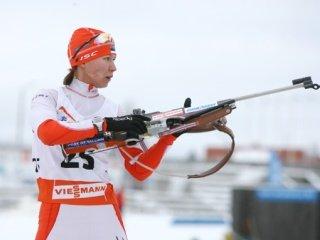 Эстонская биатлонистка Эвели Сауэ решила отдохнуть