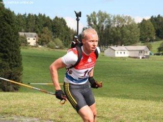 Немецкий биатлонист Даниэль Бём сломал руку
