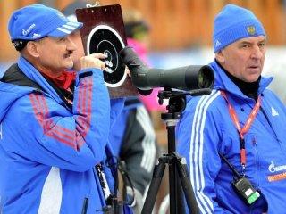 Комплектование тренерского штаба сборной России по биатлону продолжается