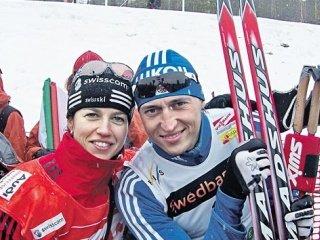 Изабель Кнауте вновь работает с российскими лыжниками?