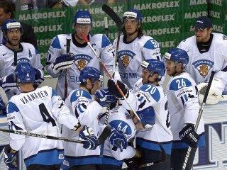На чемпионате мира по хоккею сборная России уступила финской команде и не вышла в финал