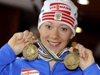 Ольга Зайцева хочет выиграть медали на домашней Олимпиаде в Сочи