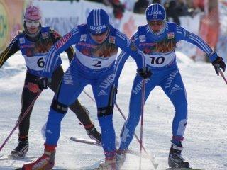 Женскую сборную России по лыжным гонкам уничтожили