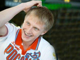 У российского конькобежца Ивана Скобрева родился сын