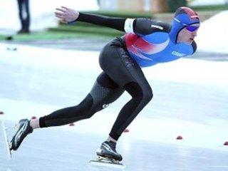 Российские конькобежцы завершили сбор в США