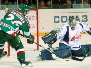 Континентальная Хоккейная Лига. Сезон 2011/12. 18-е сентября. Результаты