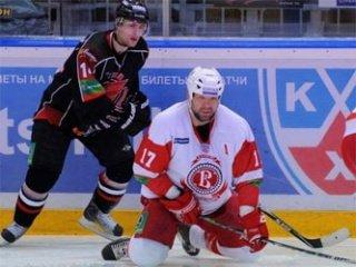 Континентальная Хоккейная Лига. Сезон 2011/12. 26-е сентября. Результаты