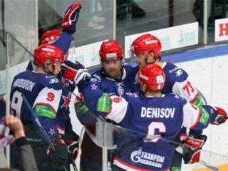 Континентальная Хоккейная Лига. Сезон 2011/12. 27-е сентября. Результаты